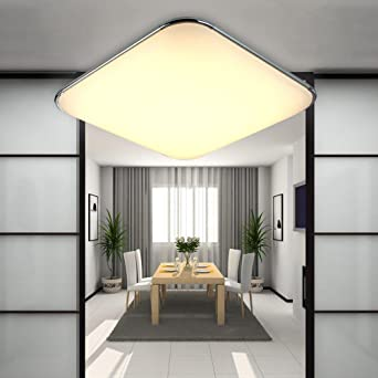 LL Moderne LED lámpara de techo lámpara de techo para ...