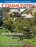 img - for Communities Magazine #179   Eco-Building   (Summer 2018) book / textbook / text book