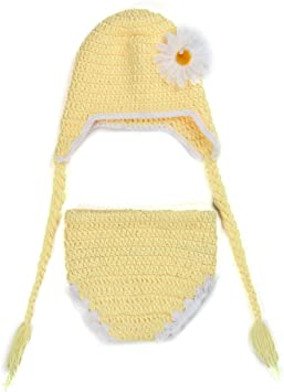 Little Sporter Sunflower Vêtements Vêtements En Tricot Fait