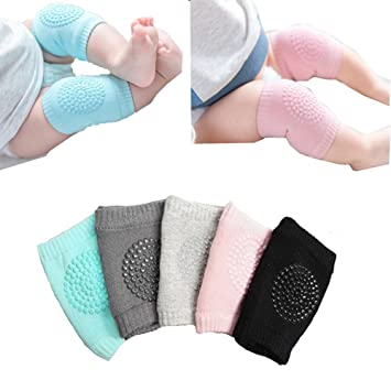 Mother & Kids Girls' Baby Clothing Baby Knee Pad Kids Safety Crawling Protector Infant Knee Cap Cotton Soft Non-slip Thicken Leg Warmer Unisex