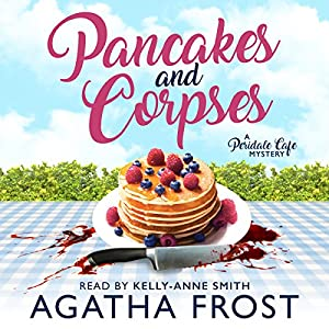 Pancakes and Corpses Audiobook