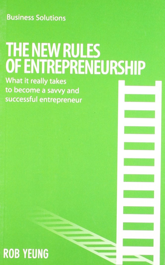 New Rules of Entrepreneurship (Business Solutions): Amazon