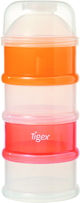 Tigex Caja dosificadora para beb/és de leche en polvo