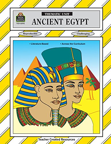 Ancient Egypt Thematic Unit (Thematic Units/Workbook)