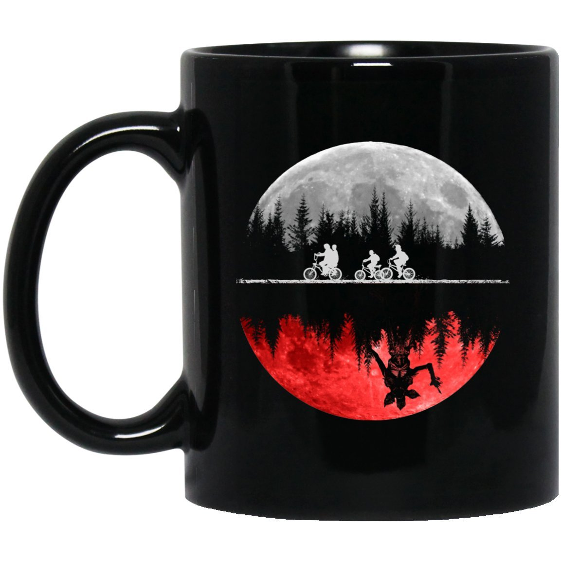 Hawkins The Upside Down 1983 Stranger Things Inspired Tea Mugs & Coffee Cups 11oz