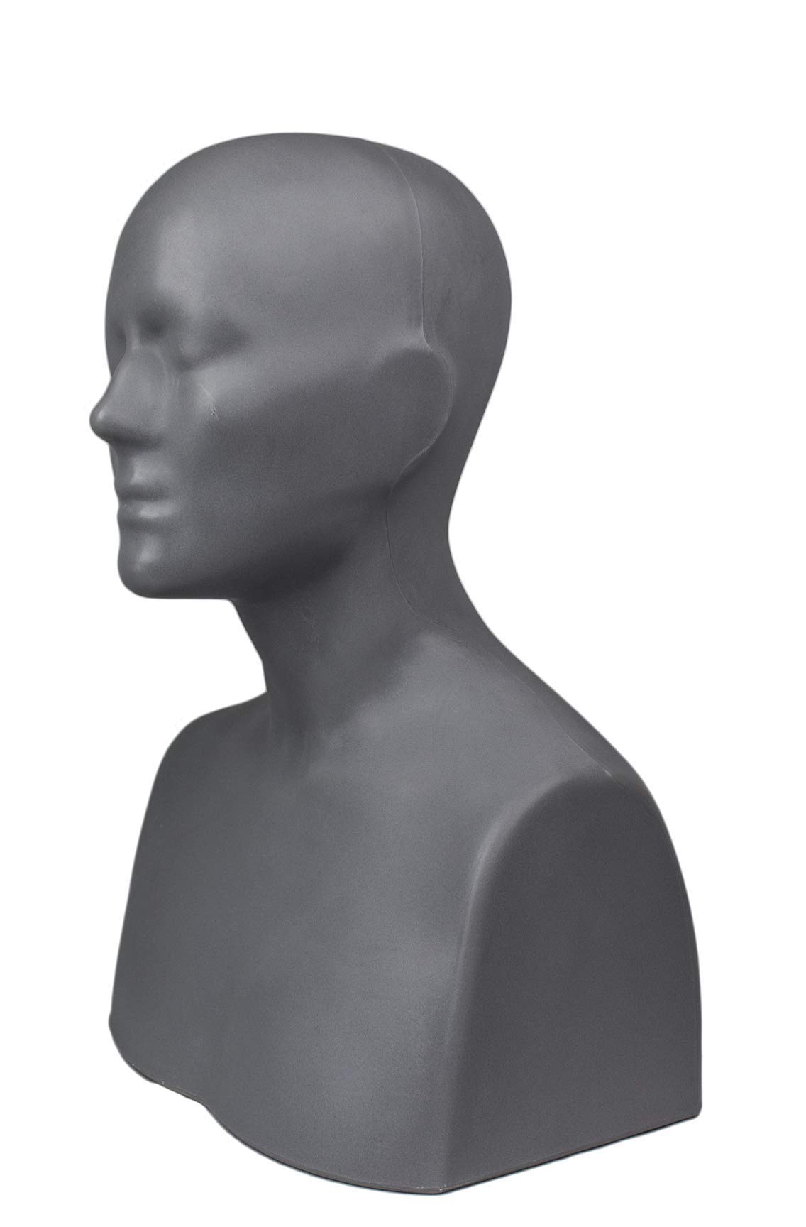 The Monster Makers Life Size Female''Alanna Head'' 2.0 Head Armature for Mask Making and Clay Busts by The Monster Makers (Image #4)