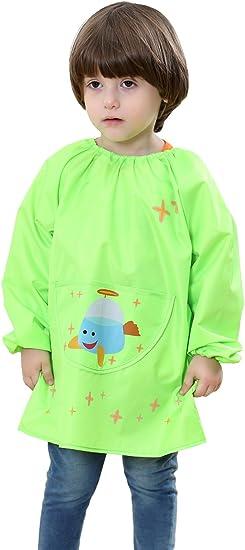 SwaddleDesigns Organic Cotton Terry Velour Baby Burpies Kiwi Mod Circles Set of 2 Cotton Burp Cloths
