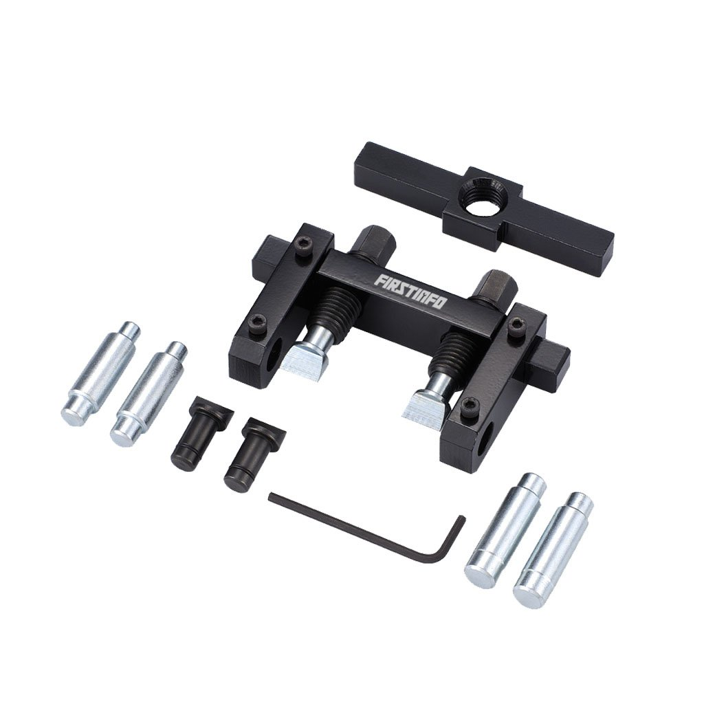 FIT TOOLS Universal Multi Functional Steering Knuckle Spreading Tool Set FIRSTINFO TOOLS Co. Ltd. F3141L