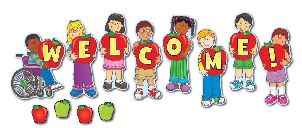 Carson Dellosa Welcome Bulletin Board Set (110046)