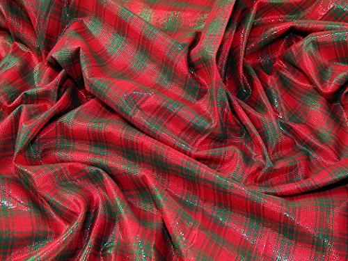 Check Cotton Broadcloth - 1