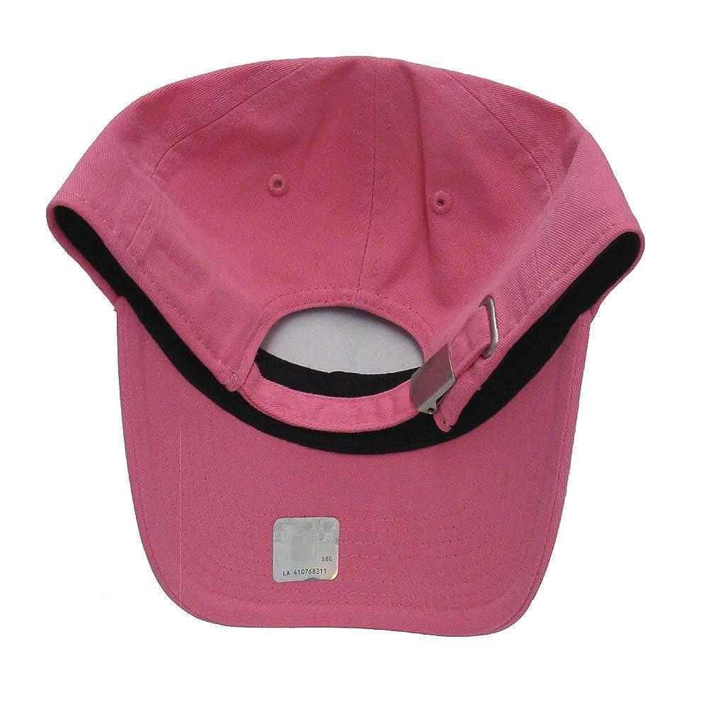 uk availability cc382 8d88a Amazon.com   New Era Dallas Cowboys Strapback Womens Adjustable Pink Cap  Hat NFL Cotton   Clothing
