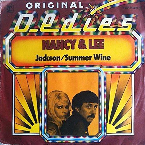 Nancy Sinatra & Lee Hazlewood - Jackson / Summer Wine - Reprise Records - REP 14 499 (N), Reprise Records - REP 14 499