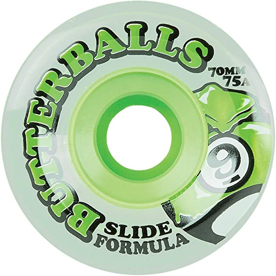 Sector 9 Slide Butterballs Skate Wheels Set of 4