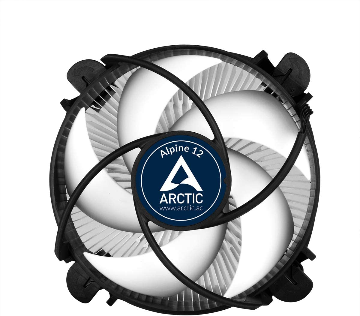 92mm PWM Fan at 23dBA Intel Supports Multiple Sockets ARCTIC Alpine 11 Plus CPU Cooler