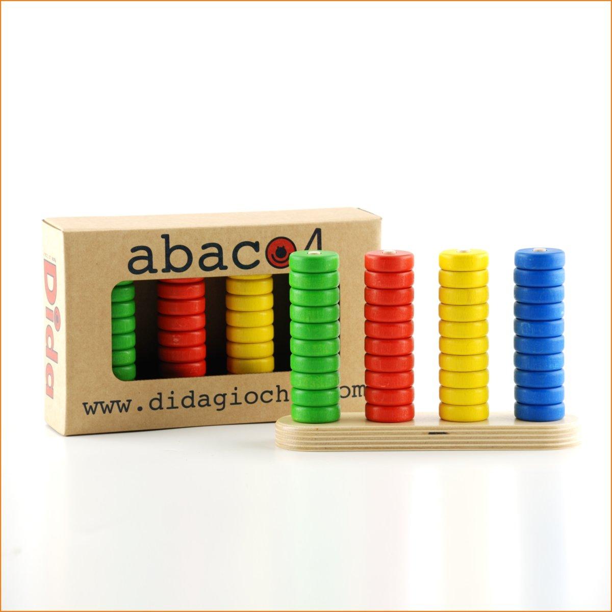 Dida Abaque En Bois Jeu Pour Le Calcul Math Matique Abacus
