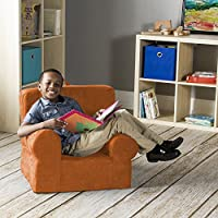Jaxx Julep Kids Arm Chair, Mandarin