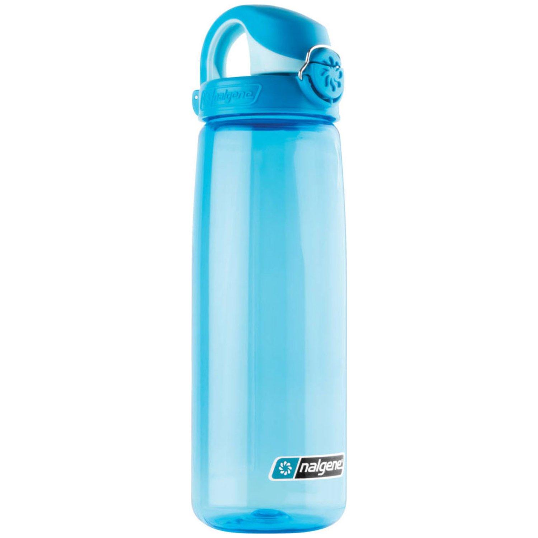 【人気商品】 Nalgene On The Nalgene Fly Blue 24 oz - Water Bottle Blue w/ Glacial Blue Cap - 2 Pack B00LA6GUL6, フットマーク公式通販うきうき屋:c0fc498a --- ceska-porna.cz