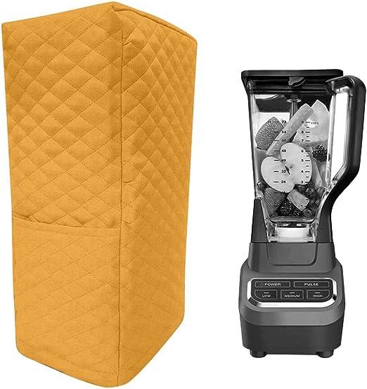 JJZ687 - Funda para licuadora de cocina Ninja 1000 W, funda protectora para batidora de cocina, regalo para madres, 17,78 x 22,86 x 41,91 cm: Amazon.es: Hogar