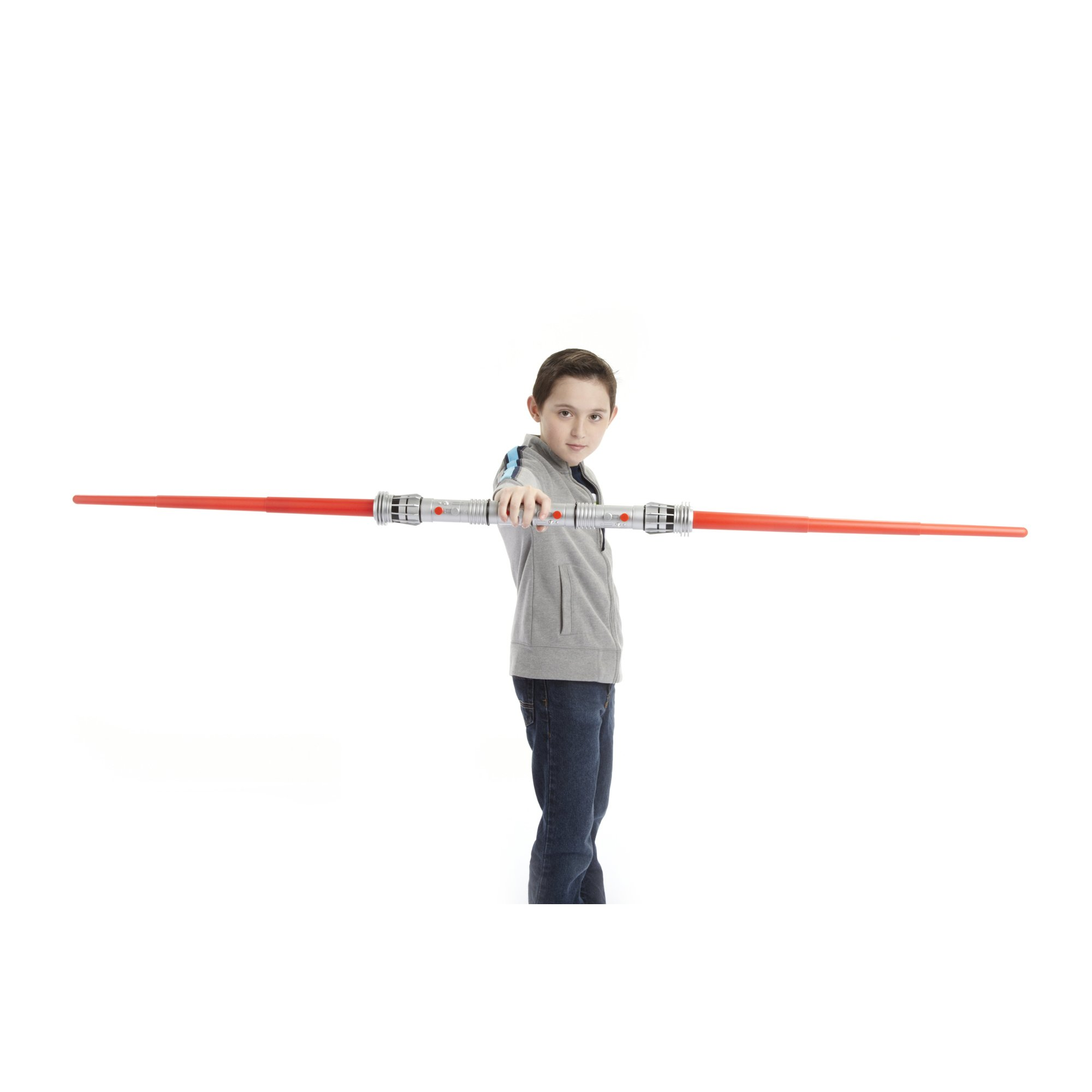 Star Wars Darth Maul Double-Bladed Lightsaber Toy by Star Wars (Image #4)