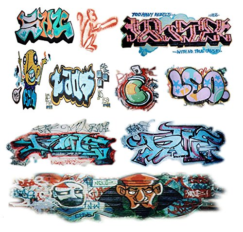 O Scale Custom Graffiti Decals #3 for sale  Delivered anywhere in USA