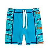 TFJH E Kids Boys Bathing Suit UV 50+ Sunsuits