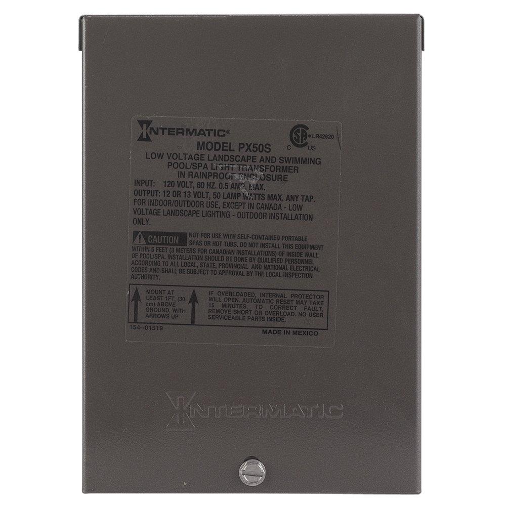 Amazon.com : Intermatic PX100 Pool Light 100-Watt Safety ...