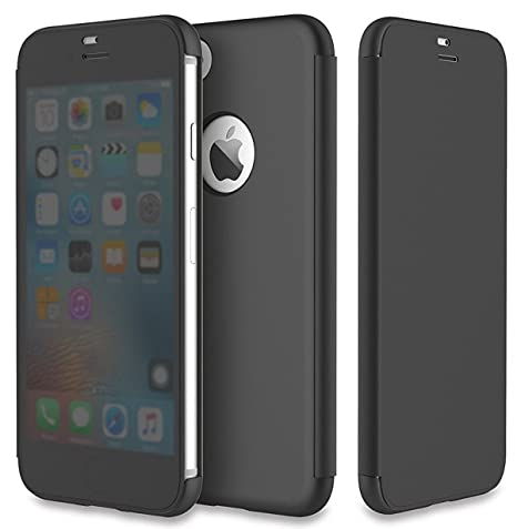 3f1663518e9 Rock DR V Smart View Flip Case Cover For iPhone 7 Plus  Amazon.in   Electronics