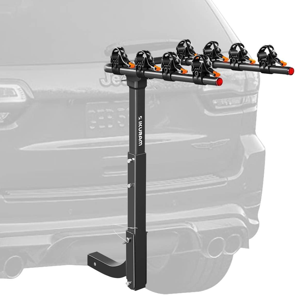 IKURAM 4 Bike Rack Bicycle Carrier