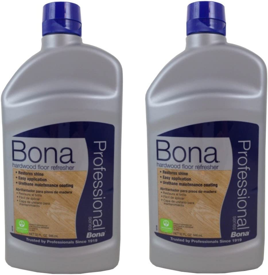 Bona Pro Hardwood Floor Refresher, 32-oz (Pack of 2)