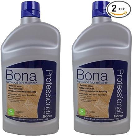 Amazon Com Bona Pro Hardwood Floor Refresher 32 Oz Pack Of 2 Health Personal Care