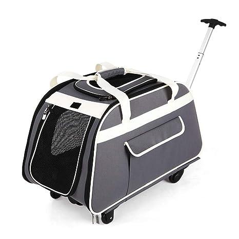 Bolsa para trolley para mascotas Perro con estuche para llevar ...
