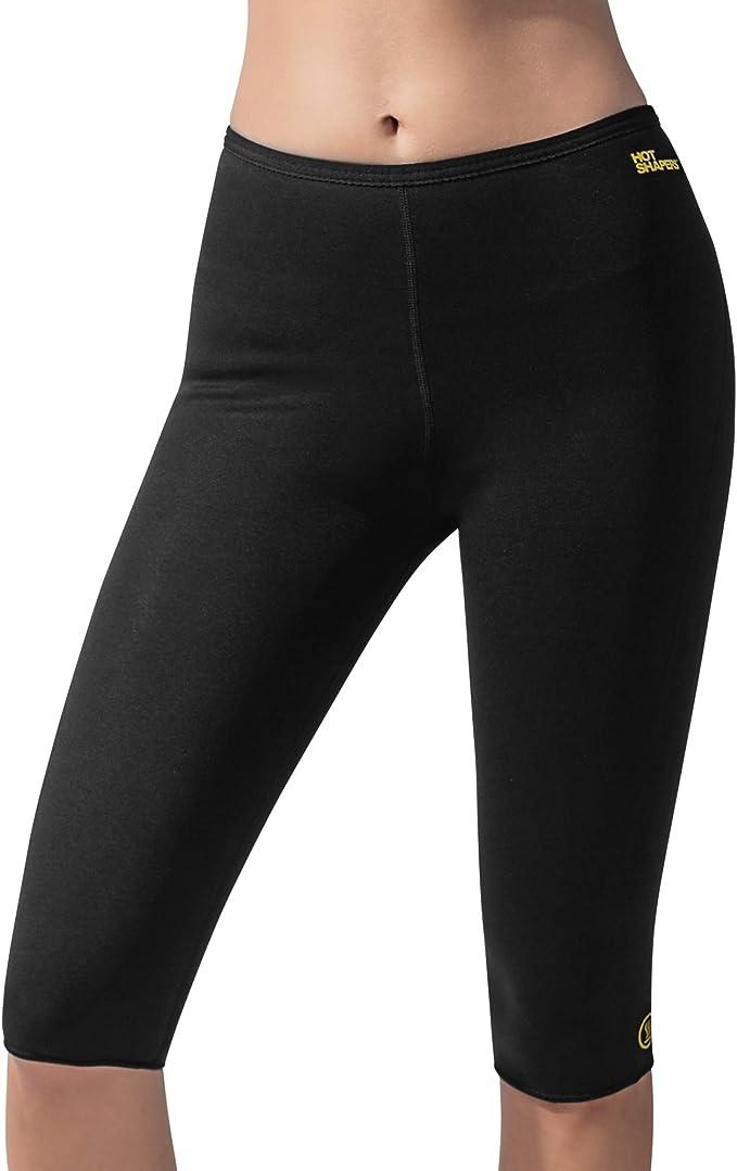 Pantalon Reductor Adelgazante Mujer Pantal/ón de Sudoraci/ón Adelgazar para Hot Thermo Sweat Leggings Muslo Cadera Body Shapers Pants2XL