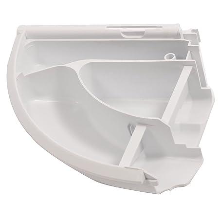 Spares2go completo jabón dispensador de detergente cajón bandeja ...