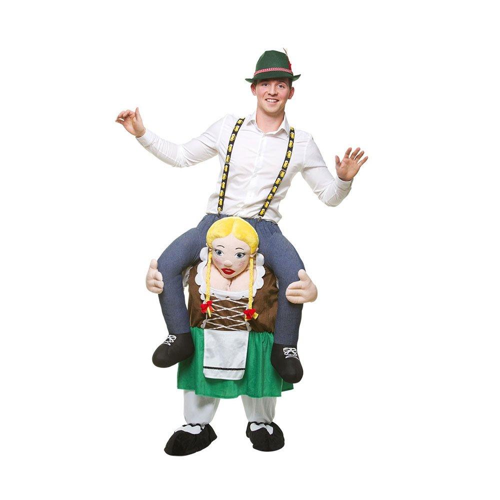 ordenar ahora Carry Me Oktoberfest/Bavarian Girl Adult Costume One Size Adult Adult Adult - One Size  nuevo estilo