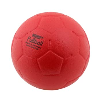 VOLLEY ELE Balón de fútbol - 180 mm - 145 gramos - buen rebote ...