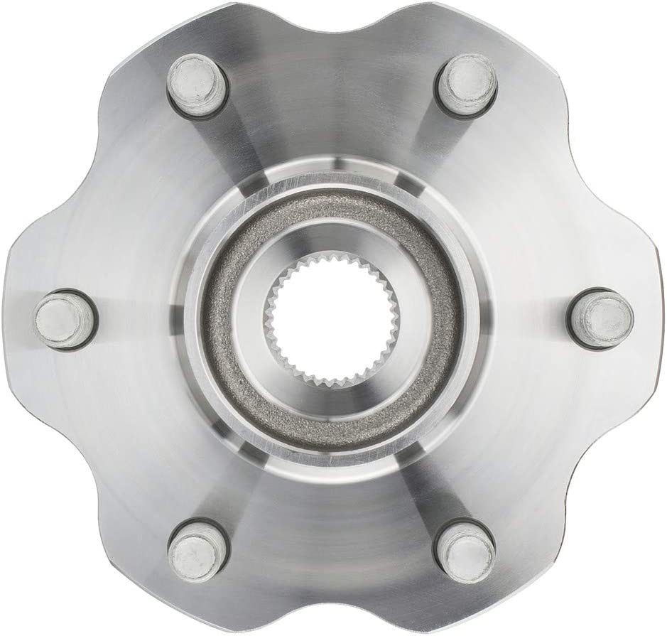 Note: 4WD, RWD 2012 fits Infiniti QX56 Rear Wheel Bearing and Hub Assembly One Bearing Included with Two Years Warranty