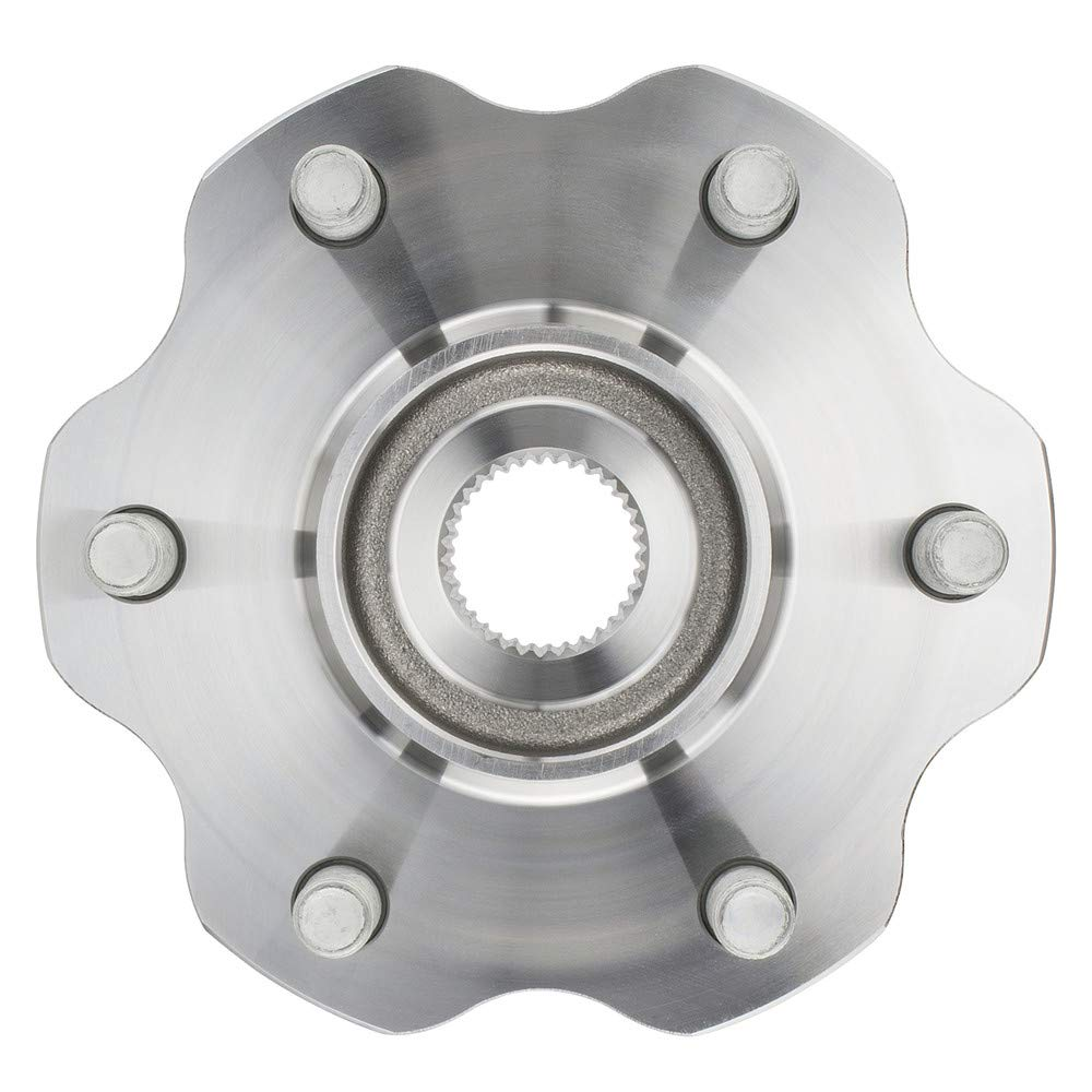 Included with Two Years Warranty 2011 fits Infiniti QX56 Rear Wheel Bearing and Hub Assembly Note: 4WD, RWD - Two Bearings Left and Right