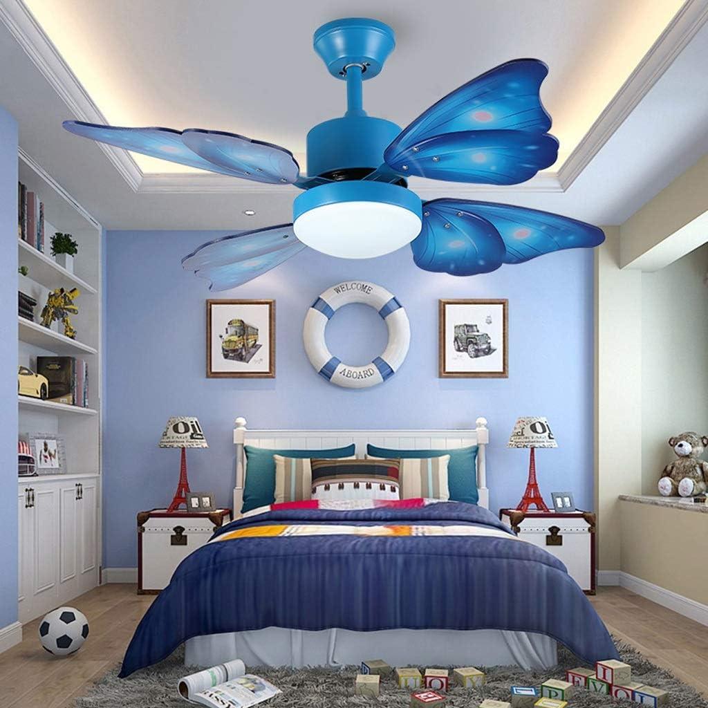 TangMengYun 2en1 Luz De Techo Moderna Mariposa Creativa ...