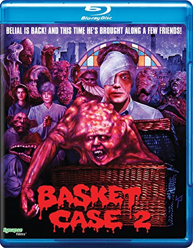 David Basket - Basket Case 2 (Blu-ray)