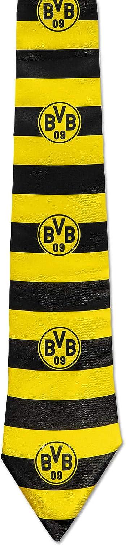 Cravatta BVB con logo giallo Borussia Dortmund Accessori ...
