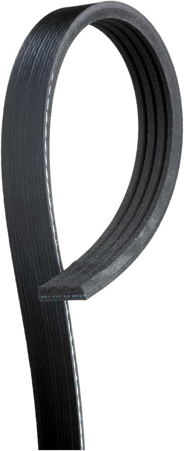 ACDelco 4K343 Professional V-Ribbed Serpentine Belt