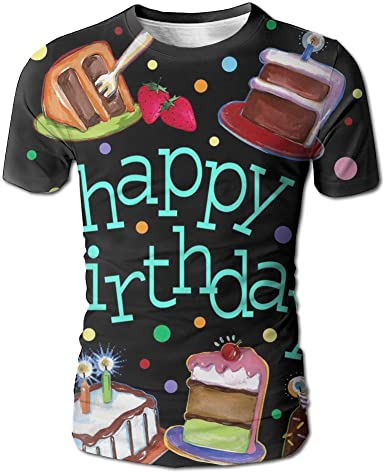 Sensational Amazon Com Jingclor Mens Happy Birthday Cake Fashion Design Funny Birthday Cards Online Overcheapnameinfo