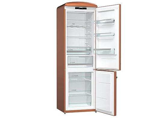 Gorenje Kühlschrank Kupfer : Gorenje onrk193cr kühl gefrier kombination freistehend 307 l a