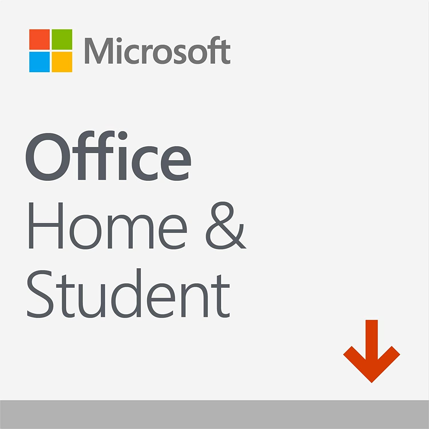 Microsoft Office Home Student 2019 One Time Purchase 1 Pc