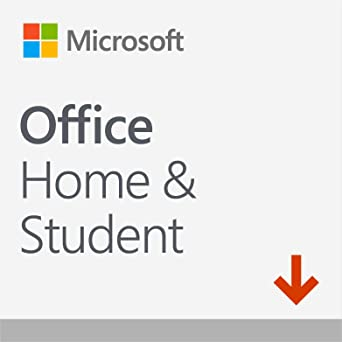Microsoft Office Home & Student 2019 | one-time purchase | 1 PC (Windows  10) or Mac | download