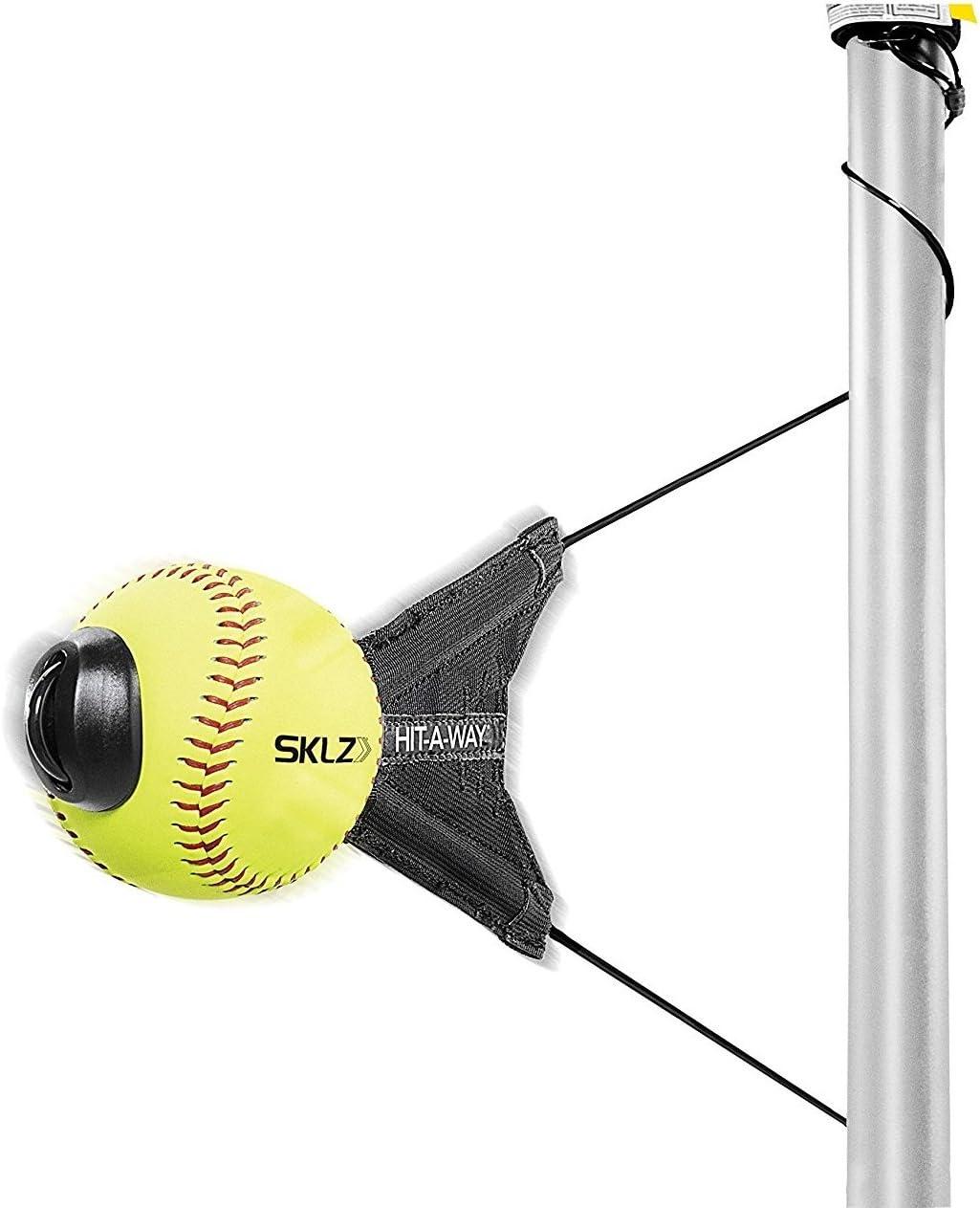 SKLZ Hit-A-Way/ /Entrenador para Jugadores de b/éisbol port/átil Edades 7/+