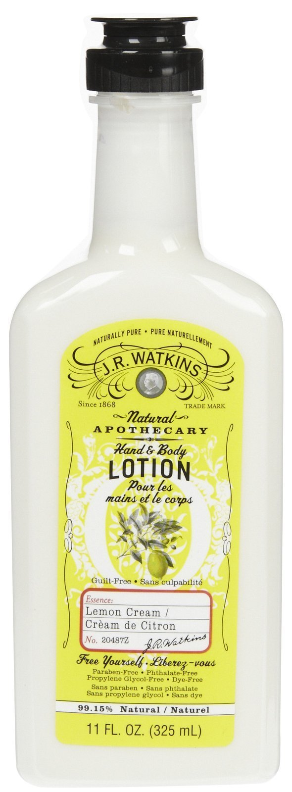 Pokupki/customer/account/login - J R Watkins Naturals Apothecary Hand Body Lotion Lemon Cream 11 Oz