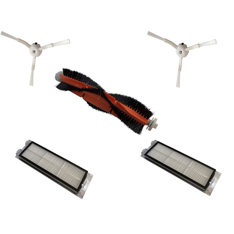 IDS Replacement Main Brush Side Brush Filter HEPA for Xiaomi Robot Vacuum MIJIA ROBOROCK S50 S51 S55 S5 Xiaowa