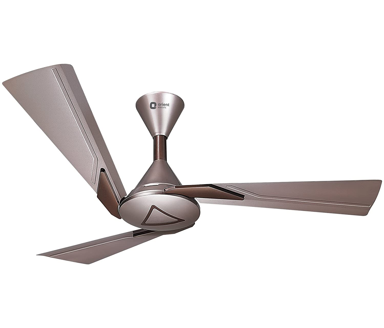 Buy orient electric orina 48 ceiling fan copper brown 48 1200mm buy orient electric orina 48 ceiling fan copper brown 48 1200mm online at low prices in india amazon aloadofball Image collections