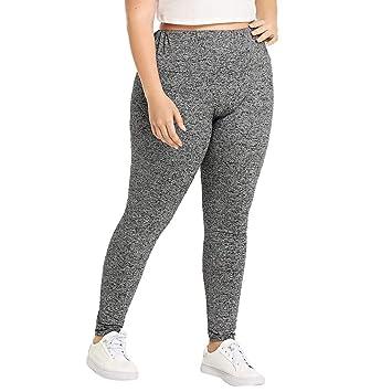 LeeMon - Pantalones Deportivos para Mujer, Cintura elástica ...